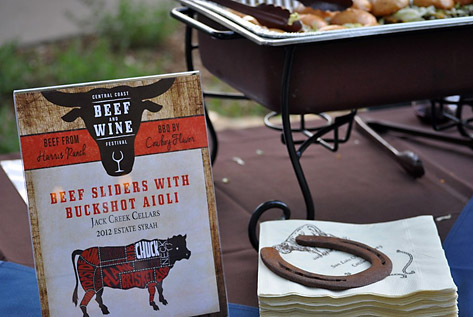 beef and wine festival